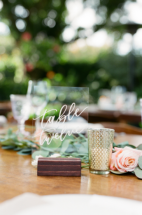 Sam Allen Creates – Acrylic Table Numbers with White Calligraphy – photo by LerinaWinter-Preview-0032