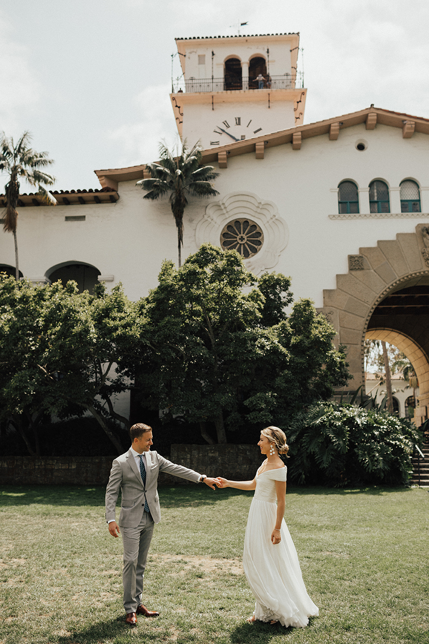 Santa Barbara Wedding, Heirlume Photography