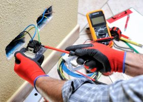 licensed electrician in Springfield VA