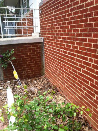 foundation crack repair in Alexandria