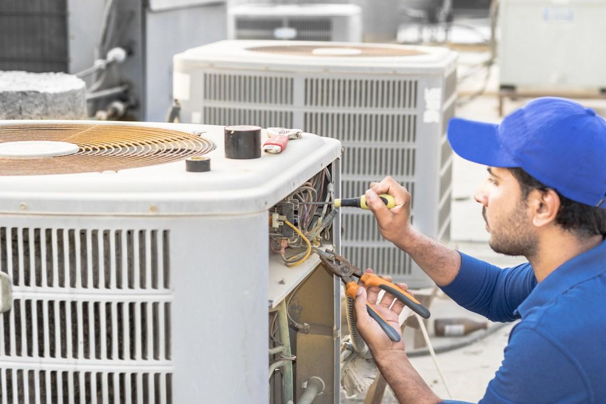 Heating and AC in Lorton Virginia