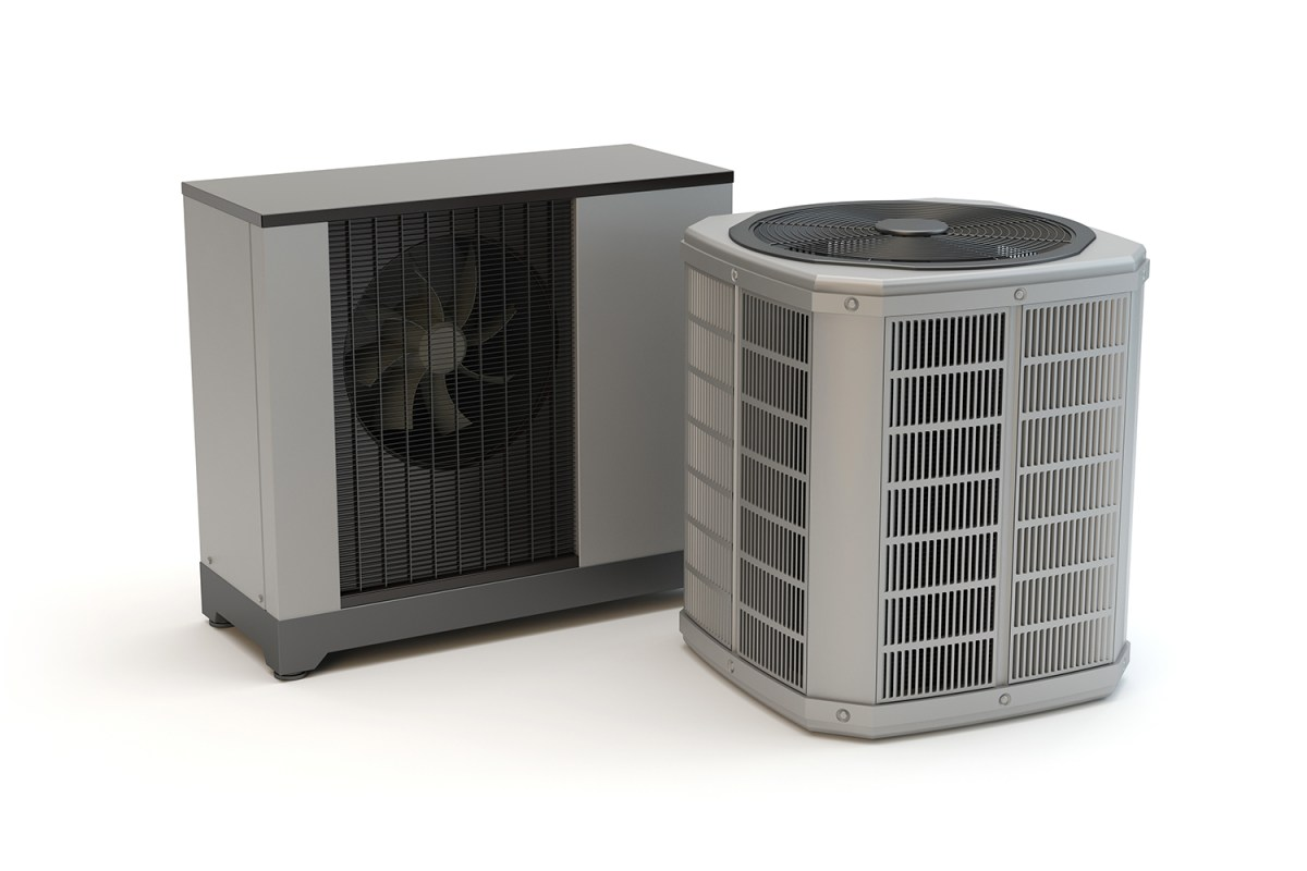 New AC & Heating System Installations