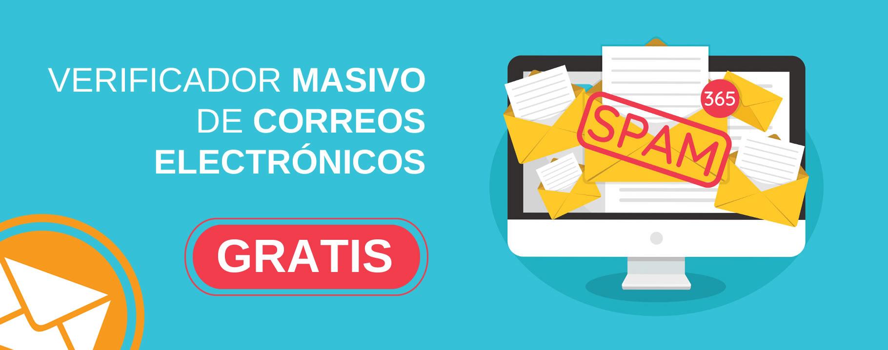 📨 Verificador masivo de email Gratis 📨