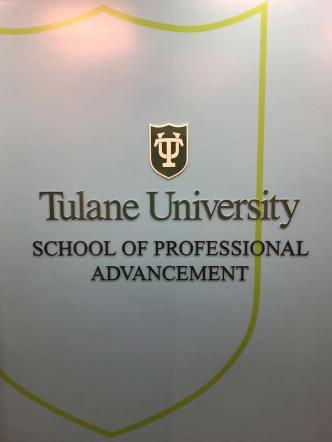 Tulane-SoPA-BannerWall