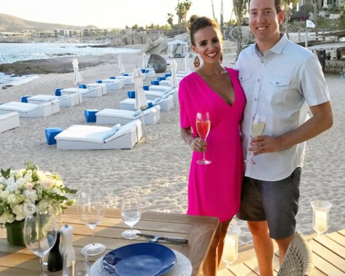 Cabo Hot Pink Dress