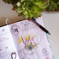 #Bujo Update & July Plan With Me!