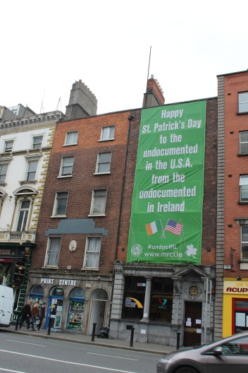 Up until about 30 years ago, Ireland was very conservative