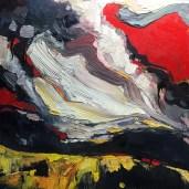 I reflect you, You reflect me - Acrylic on canvas 2500.00