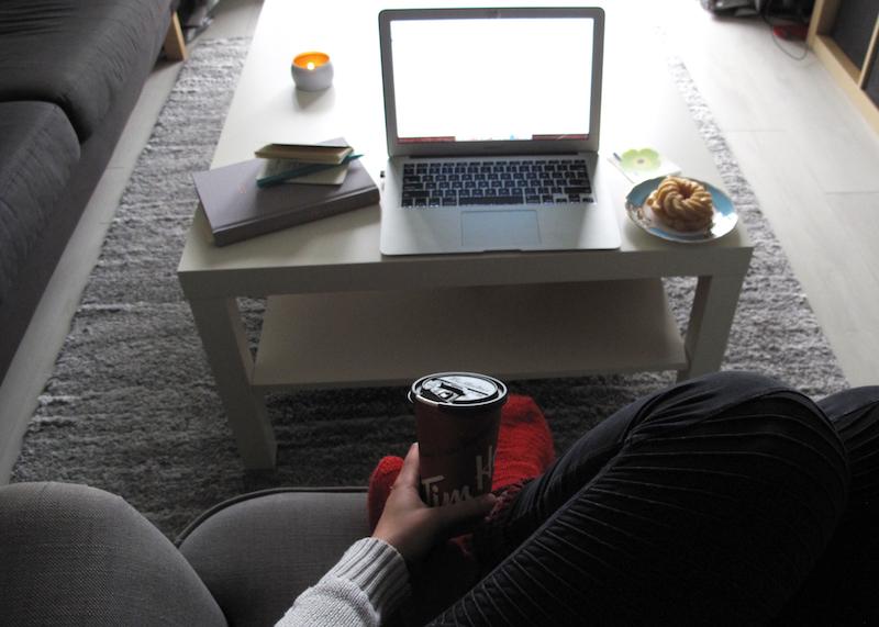 don't call yourself an aspiring writer
