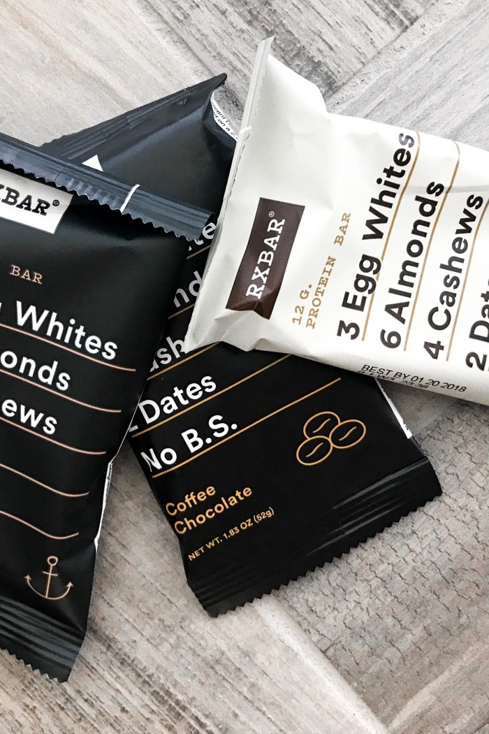 RXBAR – Excellent On The Go Snack