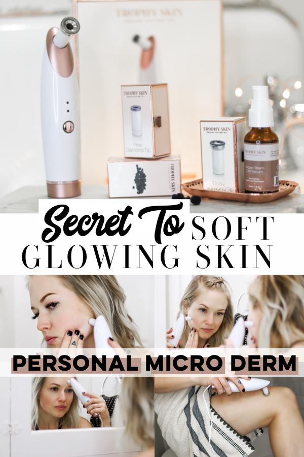 Secret To Soft, Glowing Skin – Trophy Skin MiniMD