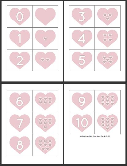 Valentine Unit Study, part 1.