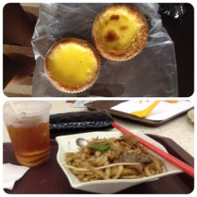 All the happy foods, Hong Kong