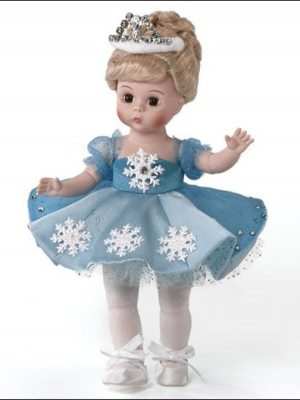 Frosty Ballerina