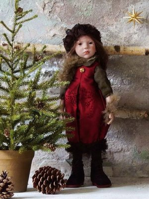 Christmas Doll Navida