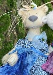 Erwine (Blue Dress)