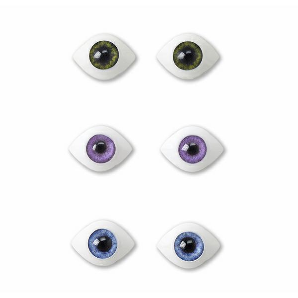 Set of 3 Eyes