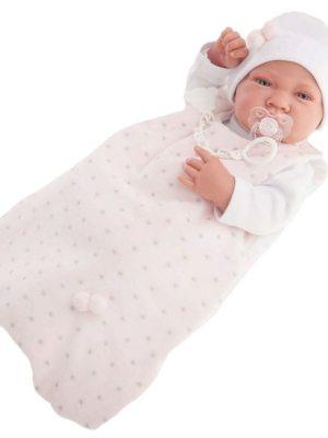 Newborn in Sack by Antonio Juan