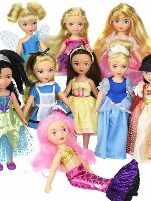 Travel Friends Princess Assortment