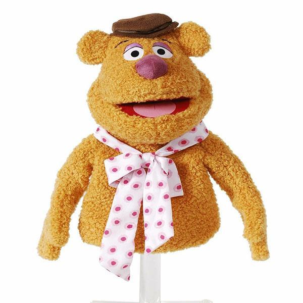 Fozzie Bear Hand Puppet