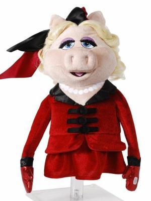 Miss Piggy Muppet Hand Puppet