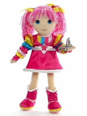 Tickled Pink (Pink Rainbow Brite) Cloth