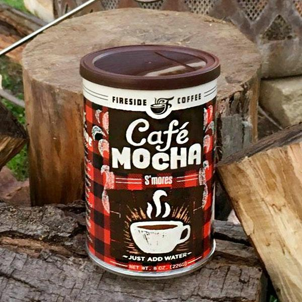 *NEW* S'mores Cafe Mocha