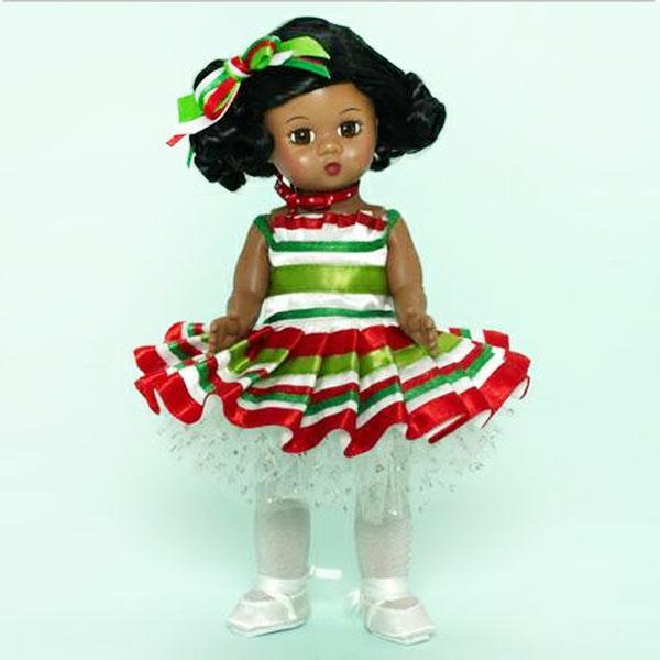 Ribbon Candy Ballerina - African American