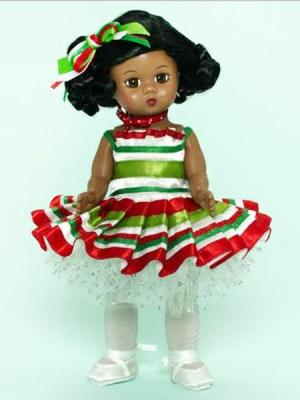 Ribbon Candy Ballerina - African American