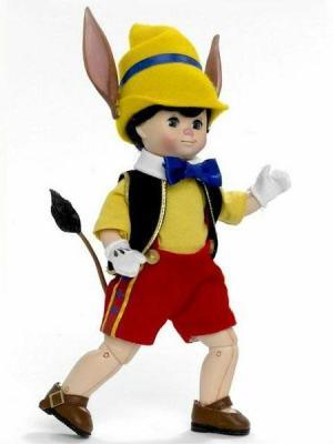 Pinocchio in Pleasure Island