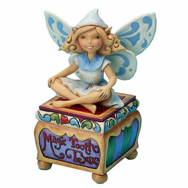 Tooth Fairy Covered Box