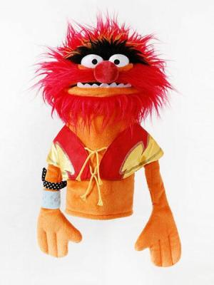 Animal Muppet Hand Puppet - Retired