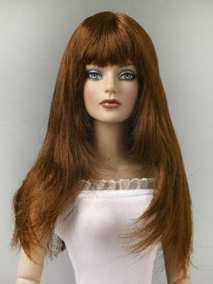 Nu Mood Fringe Cut, Chestnut Wig