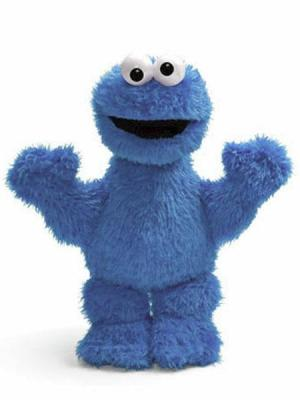 Sesame Street Cookie Monster 15""