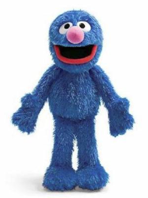 Sesame Street Grover