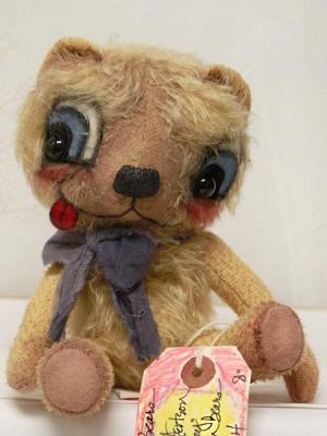 Hunky Dorey by Deborah Beardsley - Beardsley Bears