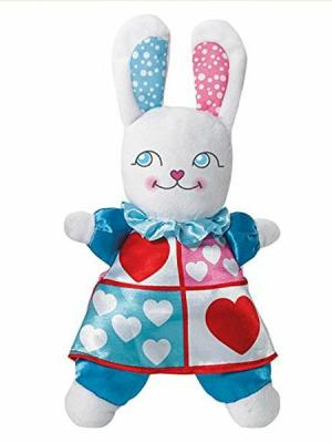White Rabbit Plush, 8""