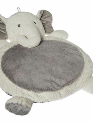 Afrique Elephant Baby Mat – 31×23″