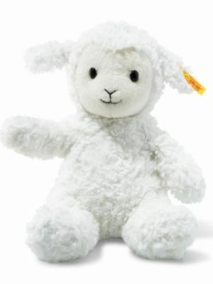 Fuzzy Lamb - Soft Cuddly Friends