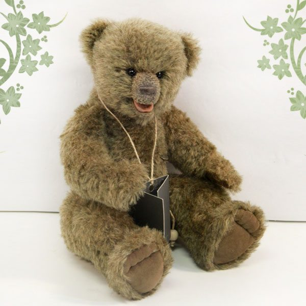 Teddys Lizzy by Timeless Expressions for Cooperstown Artist Bear Collection