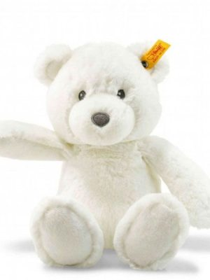 Bearzy Teddy Bear, White