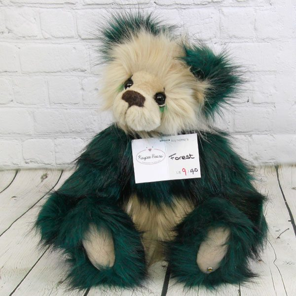 Forrest the Bear