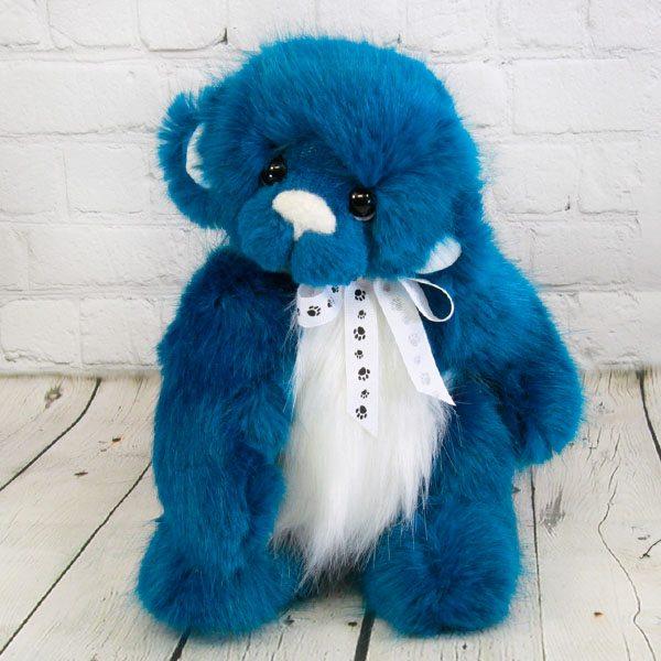 Fuzzball the Panda Bear