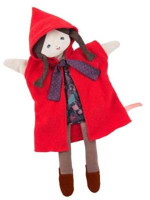 Riding Hood Hand Puppet