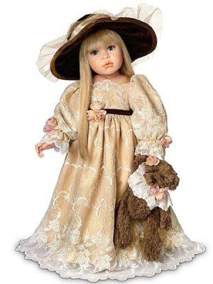 Catherine - Elegant Victorian Doll