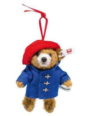 Paddington Teddy Bear Ornament