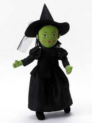 Wicked Witch Cloth