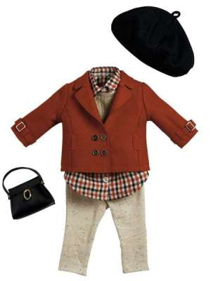 Cool Weather 3 Outfit