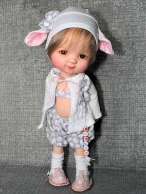 Juniper: Sweet little lamb