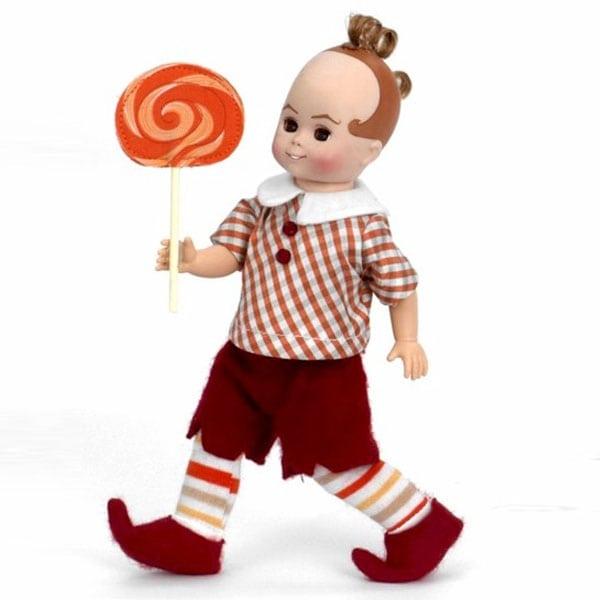 Orange Lollipop Munchkin